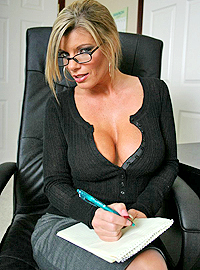 Blonde nurse kristal summers | Erotic images)